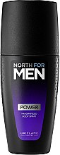 Parfumuri și produse cosmetice Oriflame North For Men Power - Spray parfumat de corp