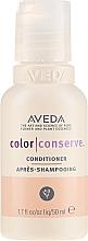 Parfumuri și produse cosmetice Balsam pentru protecția culorii parului vopsit - Aveda Color Conserve Conditioner (mini)