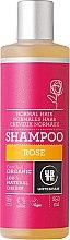 Parfumuri și produse cosmetice Șampon cu extract de trandafir - Urtekram Rose Shampoo Normal Hair