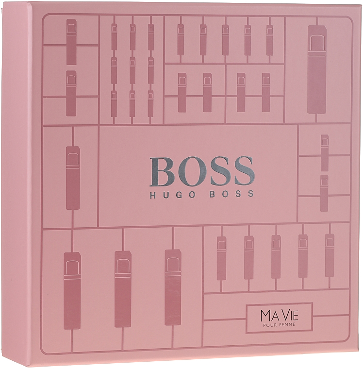 Hugo Boss Boss Ma Vie Pour Femme - Set (edp 75ml + b/l 200ml) — Imagine N1