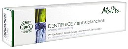 Parfumuri și produse cosmetice Pastă de dinți - Melvita Dentifrice White Teeth Toothpaste