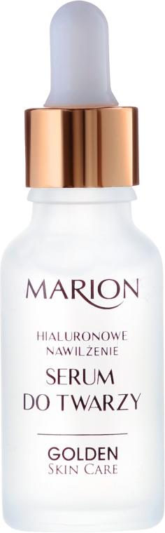 Ser pentru față, gât și decolteu - Marion Golden Skin Care — Imagine N2