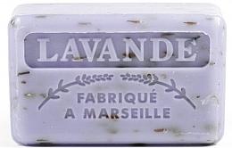 """Parfumuri și produse cosmetice Săpun de Marsilia """"Lavandă"""" - Foufour Savonnette Marseillaise Lavande"""