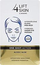 Parfumuri și produse cosmetice Patch-uri sub ochi - AA Cosmetics Lift 4 Skin Hydrogel Under-Eye Patches Aloe