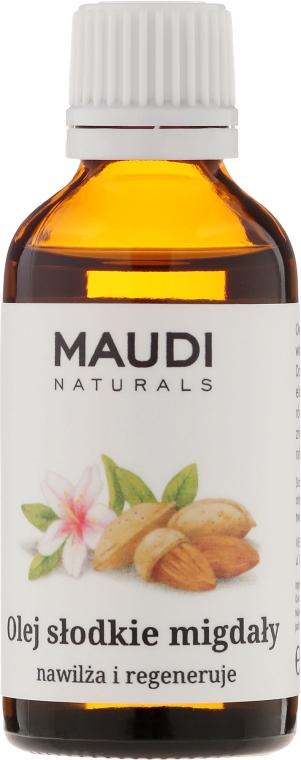 Масло сладкого миндаля - Maudi — фото N1