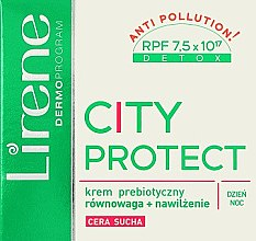 Parfumuri și produse cosmetice Cremă facială pentru pielea uscată - Lirene City Protect Cream