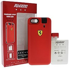 Parfumuri și produse cosmetice Ferrari Scuderia Ferrari Red - Set (edt/ref/25ml + case)