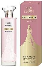 Parfumuri și produse cosmetice Naomi Campbell Pret a Porter Silk Collection - Apă de toaletă