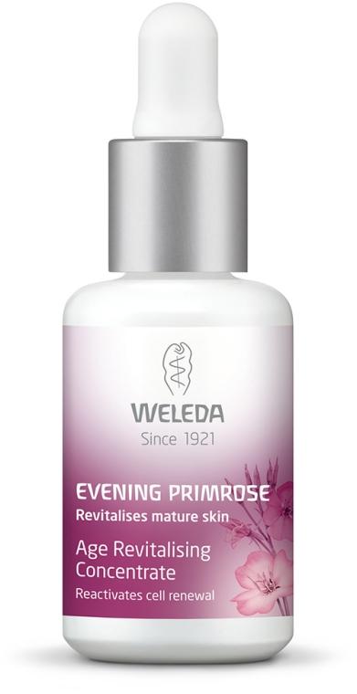 Concentrat hidratant pentru față - Weleda Evening Primrose Age Revitalising Concentrate — Imagine N1