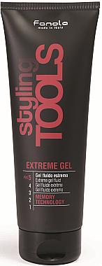 Gel de păr, fixare puternică - Fanola Styling Tools Extreme Gel