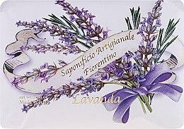 """Parfumuri și produse cosmetice Săpun de toaletă """"Lavandă"""" - Saponificio Artigianale Fiorentino Lavender"""