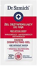 Parfumuri și produse cosmetice Gel dezinfectant pentru mâini  - Dr. Szmich Hands Disinfecting Gel (mostră)
