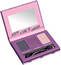 Parfumuri și produse cosmetice Paletă fard de ochi - Misslyn Eye-Mazing Eyeshadow