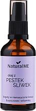 Parfumuri și produse cosmetice Ulei din semințe de prune - NaturalME (cu dozator)