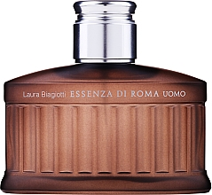 Parfumuri și produse cosmetice Laura Biagiotti Essenza di Roma Uomo - Apa de toaletă