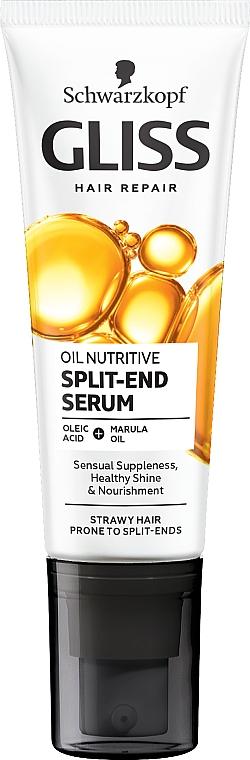 Fluid pentru păr 8 uleiuri prețioase - Schwarzkopf Gliss Kur Oil Nutritive 8 Presicious Oils