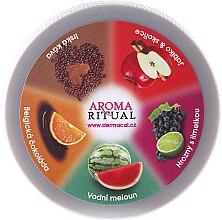 "Parfumuri și produse cosmetice Peeling de corp ""Măr și scorțișoară"" - Dermacol Aroma Ritual Body Scrub Apple & Cinnamon"