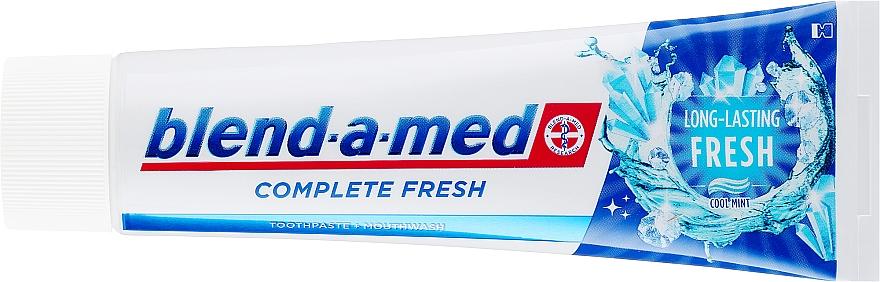 Pastă de dinți - Blend-a-med Complete Fresh Long Lasting Fresh — Imagine N2