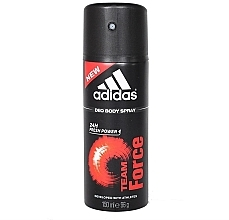 Parfumuri și produse cosmetice Adidas Team Force 24h Fresh Power Deo Body Spray - Spray deodorant