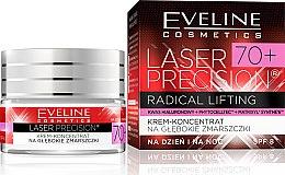 Parfumuri și produse cosmetice Cremă de față - Eveline Laser Precision Radical Lifting Anti-Wrinkle Cream 70+