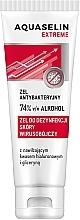 Parfumuri și produse cosmetice Gel antibacterian pentru mâini - Aquaselin Extreme 74% Antibacterial Hand Gel Protect