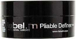 Parfumuri și produse cosmetice Past de fixare flexibilă - Label.m Pliable Definer