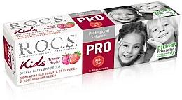 """Духи, Парфюмерия, косметика Зубная паста """"Лесные ягоды"""" - R.O.C.S. PRO Kids"""