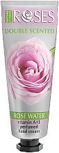 Parfumuri și produse cosmetice Cremă parfumată pentru mâini - Nature of Agiva Roses Rose Perfumed Hand Cream