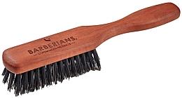 Parfumuri și produse cosmetice Perie cu mâner pentru barbă - Barberians. Beard brush With Handle