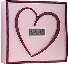 Parfumuri și produse cosmetice Jimmy Choo Fever - Set (edp/100ml + b/l/100ml + edp/7.5ml)