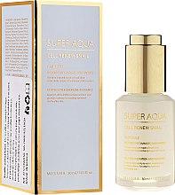 Parfumuri și produse cosmetice Ser regenerant cu extract de melc - Missha Super Aqua Cell Renew Snail Ampoule