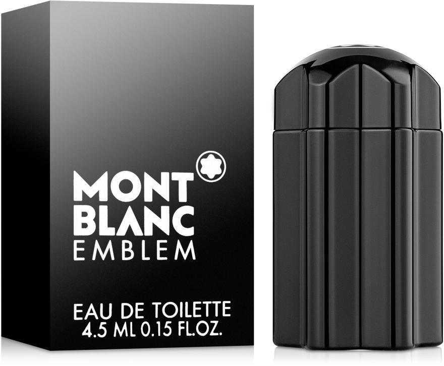 Montblanc Emblem - Apă de toaletă (mini)