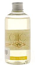 Parfumuri și produse cosmetice Rezervă pentru difuzor de aromă - Chic Parfum Refill Vaniglia e Passion