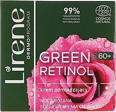Parfumuri și produse cosmetice Cremă de zi pentru față - Lirene Green Retinol Day Cream