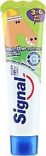 Parfumuri și produse cosmetice Pastă de dinți pentru copii - Signal Signal Kids Mint Toothpaste