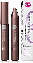 Parfumuri și produse cosmetice Creion-fard pentru ochi, rezistent la apă - Bell HypoAllergenic Waterproof Stick Eyeshadow
