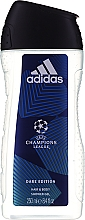 Adidas UEFA Dare Edition - Set (sh/gel/250ml + deo/75ml + deo/spray/150ml) — Imagine N4