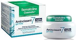 Parfumuri și produse cosmetice Gel ultra intensiv pentru slăbire - Somatoline Cosmetic Amincissant Gel Fresh 7 Nights Ultra Intensif