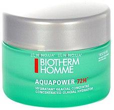 Parfumuri și produse cosmetice Cremă gel hidratantă pentru față - Biotherm Homme Aquapower 72h Gel Cream
