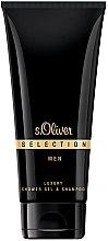 Parfumuri și produse cosmetice S.Oliver Selection for Men - Gel de duș