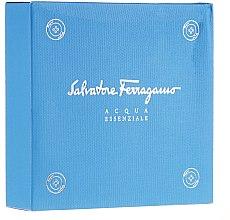 Parfumuri și produse cosmetice Salvatore Ferragamo Acqua Essenziale - Set (edt/30ml + sh/gel/50ml)