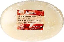 Parfumuri și produse cosmetice Săpun cu ulei de argan și cocos - Melvita Extra-Rich Soap