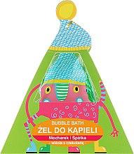 Parfumuri și produse cosmetice Gel de duș pentru copii Cireșe cu ciocolată - Chlapu Chlap Bubble Bath