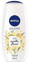 Духи, Парфюмерия, косметика Gel-cremă de duș - Nivea Soft Vanilla Flower