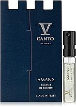 Parfumuri și produse cosmetice V Canto Amans - Parfum (mostră)