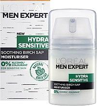 Parfumuri și produse cosmetice Cremă calmantă și hidratantă pentru piele sensibilă - L'Oreal Paris Men Expert Hydra Sensitive