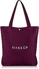 """Parfumuri și produse cosmetice Geantă de cumpărături Marsala """"Easy Go"""" - MakeUp"""
