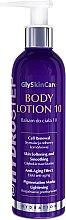Parfumuri și produse cosmetice Loțiune de corp cu acid glicolic 10% - GlySkinCare Body Lotion 10