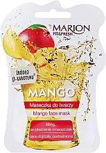 """Parfumuri și produse cosmetice Mască de față """"Mango"""" - Marion Fit & Fresh Mango Face Mask"""