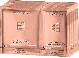 Parfumuri și produse cosmetice Mască de față - Givenchy L'Intemporel Multi-Masking Kit